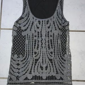 Express womens tank top size small